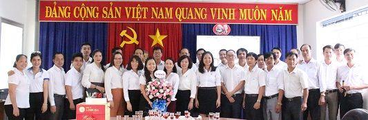 Tổ chức sinh nhật cho đoàn viên công đoàn có ngày sinh trong Quý II và Quý III năm 2020