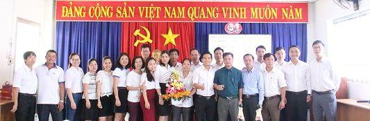 Tổ chức sinh nhật cho đoàn viên công đoàn có ngày sinh trong Quý I năm 2020