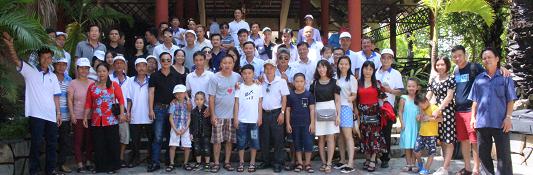 Công đoàn Công ty tổ chức tham quan du lịch 2020 cho Cán bộ, công nhân viên